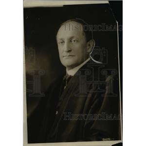 1918 Press Photo James Clark McReynolds Of The Supreme Court - nee71963
