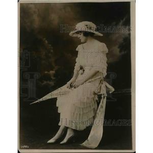 1919 Press Photo Bridesmaid Fashions for Weddings - nex91585