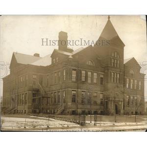 1913 Press Photo General View of the Giddings School - cva96000