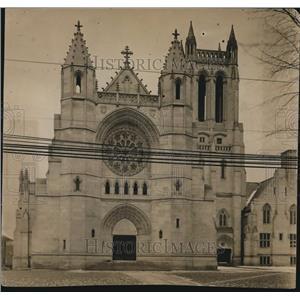 1911 Press Photo Church of the Covenant - cva86103
