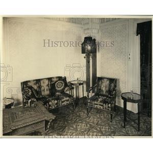 1922 Press Photo Cleveland-Interior of the Palace Theater, - cva99606