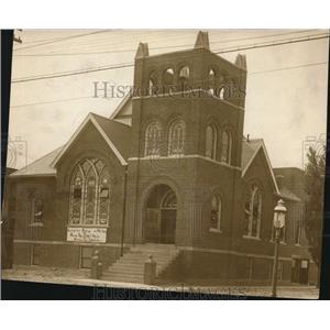 1912 Press Photo The Second United Presbyterian Church - cva85255
