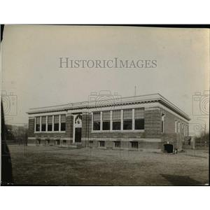 1913 Press Photo Public School in Bralendhal - cvb01311