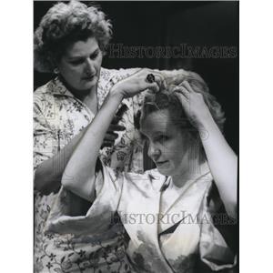 1959 Press Photo Geraldine Page People Kill People Sometimes - orx01393
