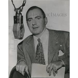 1949 Press Photo Pat O'Brien - orx00691