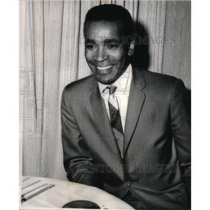 1964 Press Photo The New Interns Actor Greg Morris - orx02351