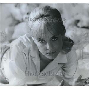 1967 Press Photo Sue Lyon, in Flim-Flam Man - orx04067