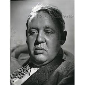 1948 Press Photo Charles Laughton in An Honest Man - orx03028