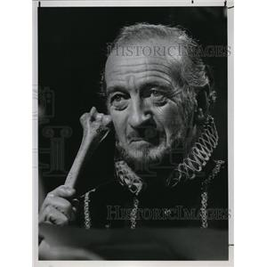 1975 Press Photo Actor David Niven - orx02114