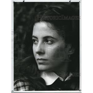 1972 Press Photo Barbara Parkins a Canadian-American television and film actress