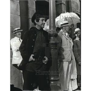1968 Press Photo Alec Guinness in Doctor Zhivago