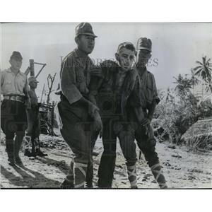 "1958 Press Photo Alec Guinness in ""Bridge on River Kwai"""