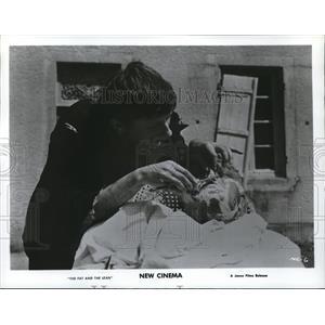 1961 Press Photo Roman Polanski stars in The Fat and the Lean