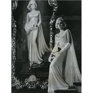 1968 Press Photo Kim Novak in The Legend of Lylah Clare