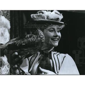 Press Photo Gemma Jones as Fleda Vetch in The Spoils of Poynton