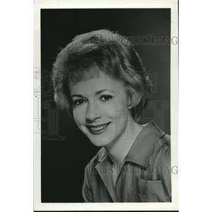 1961 Press Photo actress Piper Laurie