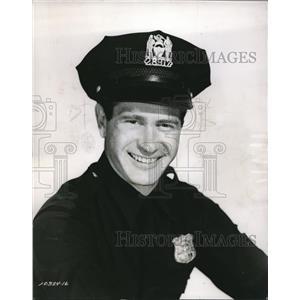 1957 Press Photo actor Darren McGavin in Delicate Delinquent