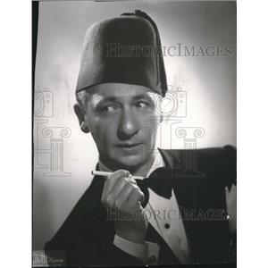 1952 Press Photo Ben Lessy At Amatos