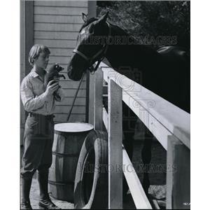 1969 Press Photo Bill Mummy plays key role in comedy-drama about boy