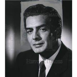 1952 Press Photo Film Actor Victor Mature