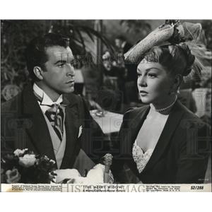 1952 Press Photo Fernando Lamas & Lana Turner star in The Merry Widow