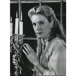 1962 Press Photo Actress Deborah Kerr The Innocents