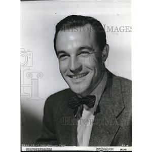 1950 Press Photo Gene Kelly in Summer Stock