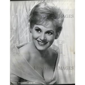 1960 Press Photo Judy Holliday stars in The Bells Are Ringing