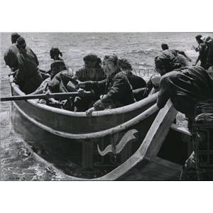 1961 Press Photo Swiss Family Robinson Pirates