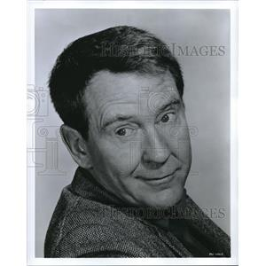 Press Photo Burgess Meredith American actor in theatre, film, and television