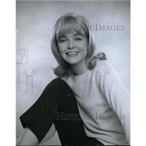Press Photo Sue Lyon actress