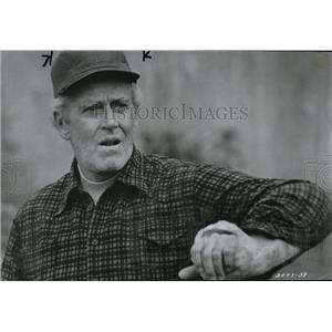 1972 Press Photo Henry Fonda in Sometimes a Great Notion