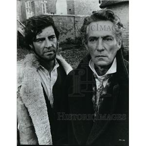Press Photo English Actor Alan Bates in Far From the Massing Crows.
