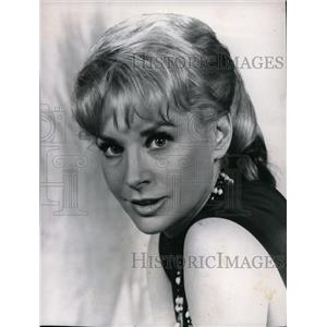 1967 Press Photo Lois Nettleton Actress Everywhere a Chick-Chick