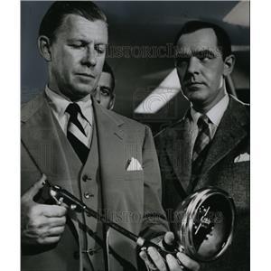 1952 Press Photo George Murphy