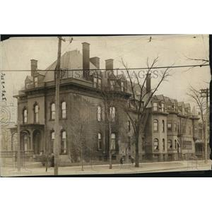1917 Press Photo Mittlebuger Hotel - cva87568