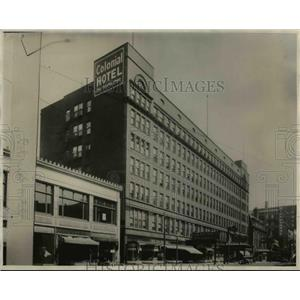 1926 Press Photo The Colonial Hotel - cva90259