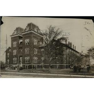 1909 Press Photo Interior of Charity Hospital - cva90247