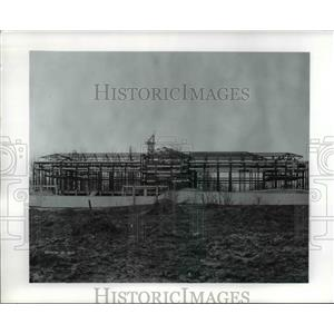 1914 Press Photo The Exterior of the Cleveland Museum of Art - cva89548