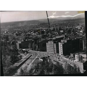 1952 Press Photo Spokane scenes - spa02661