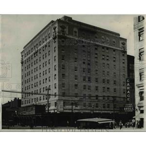 1923 Press Photo Auditorium Hotel - cva90521