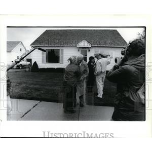 1989 Press Photo House Speaker Tom Foley