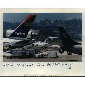 2000 Press Photo Portland International Airport - orb39794