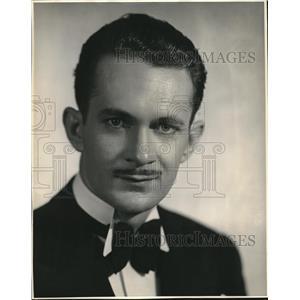 1935 Press Photo John Henry Pickard, new member of NBC - orx00659