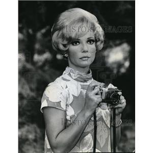 1968 Press Photo Actress Ruta Lee Judd for Defense - orx02264
