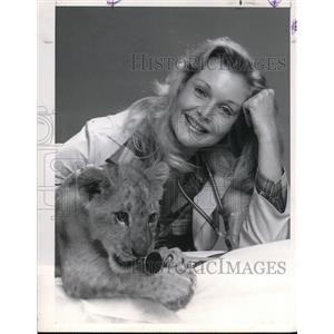 1978 Press Photo Carol Lynley - orx01794