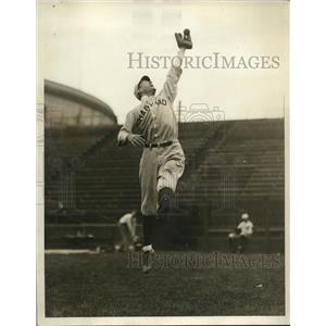 1929 Press Photo Harvard University star baseball pitcher Howard Whitmore