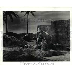 1992 Press Photo Scene from Abbott and Costello Meet the Mummy - cvp76953