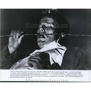 1979 Press Photo John Savage in The Onion Field - cvp80450
