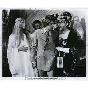 1968 Press Photo Christopher Jones & Shelley Winters in Wild in the Streets